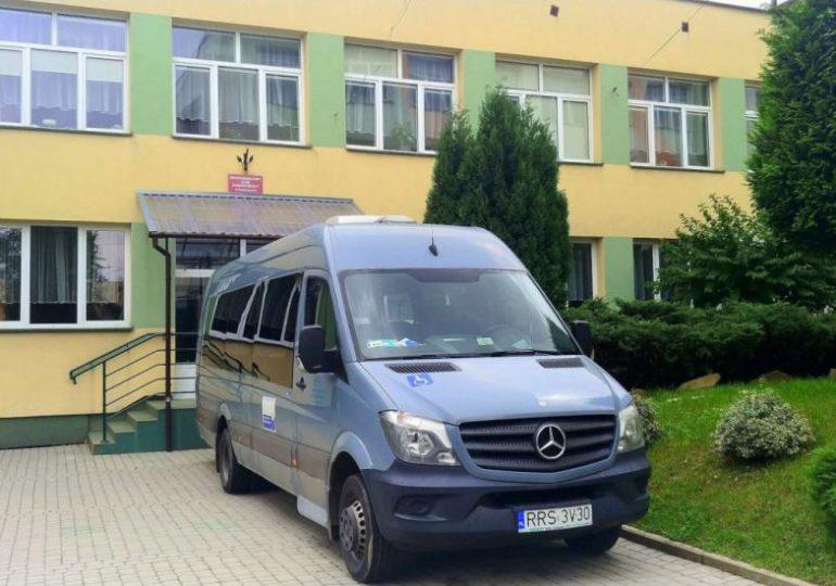 Ropczyce: Nowy bus dla Środowiskowego Domu Samopomocy