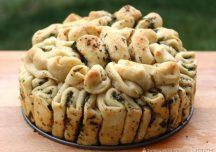 Kulinaria: Chleb ziołowo-czosnkowy