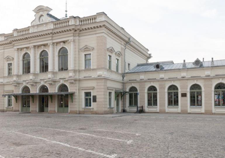 """Przemyśl: Dworzec PKP w  finale konkursu """"Dworzec Roku 2020"""""""