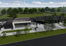 Ropczyce: Nowy Dworzec PKS – projekt