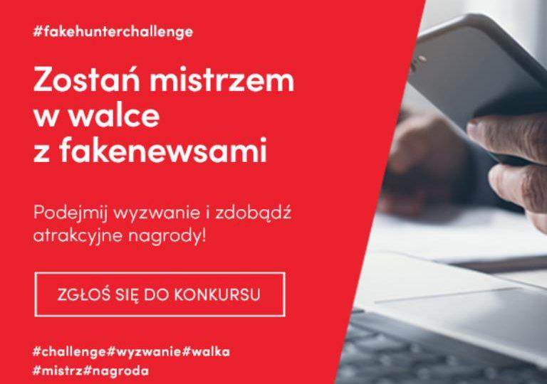 Polska: PAP i GovTech Polska zapraszają do konkursu #FakeHunter Challenge