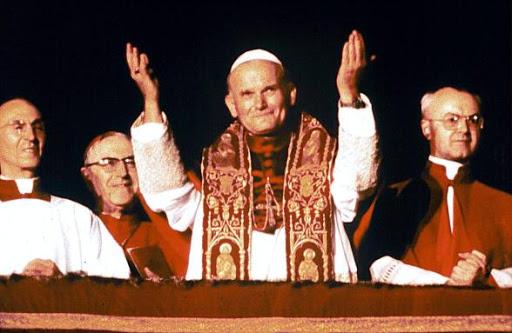 Polska i Świat: 42 lata temu Polska Światu Papieża dała