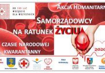 Zdrowie: Akcja humanitarna – Samorządowcy na ratunek życiu