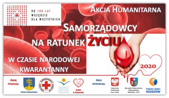 Zdrowie: Akcja humanitarna - Samorządowcy na ratunek życiu