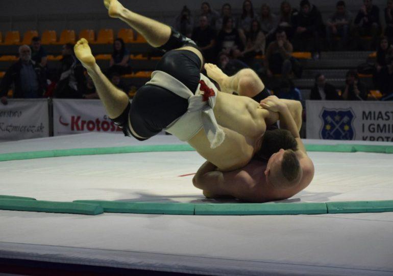 Ropczyce: Tryumf podkarpackiego sumo