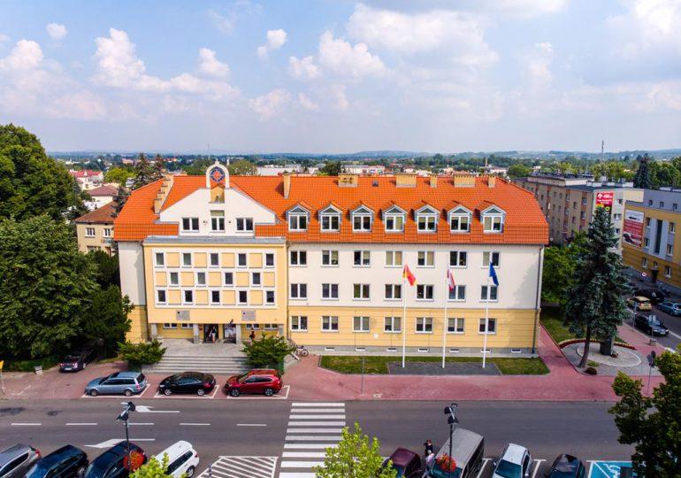 Jasło: Informacja Burmistrza miasta Jasła