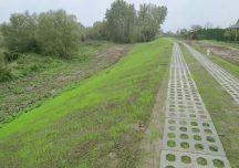 Mielec: Budowa wałów zabezpieczających w gminie Mielec i Przecław zakończona