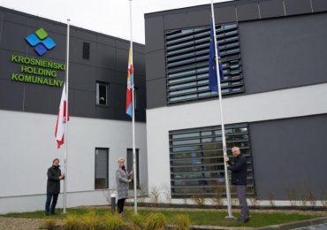 Krosno: Nowa siedziba Krośnieńskiego Holdingu Komunalnego