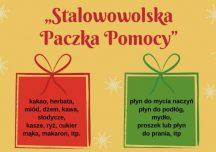 Stalowa Wola: Rusza Stalowowolska Paczka Pomocy