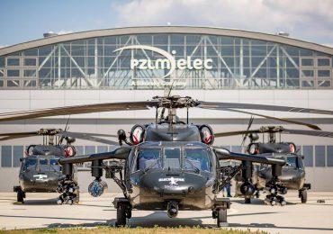 Biznes: Śmigłowce S-70i Black Hawk z PZL Mielec dotarły  na Filipiny