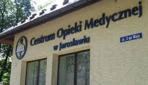 Jarosław: Aktualne zasady funkcjonowania Centrum Opieki Medycznej