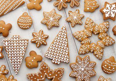 Kulinaria: Przepisy na świąteczne ciasteczka