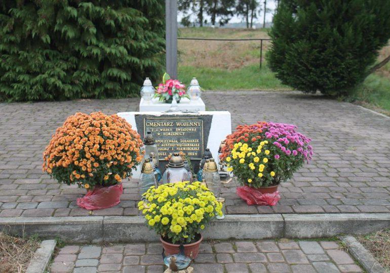 Jarosław: Akcja pamięci na wojennych cmentarzach [fotorelacja]