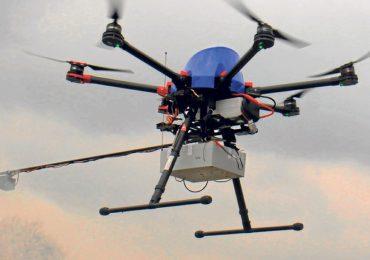 Technologia: W Jasionce produkowane będą drony do wykrywania smogu.