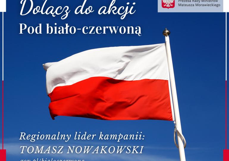 Ropczyce: Podziękowania #BiałoCzerwona