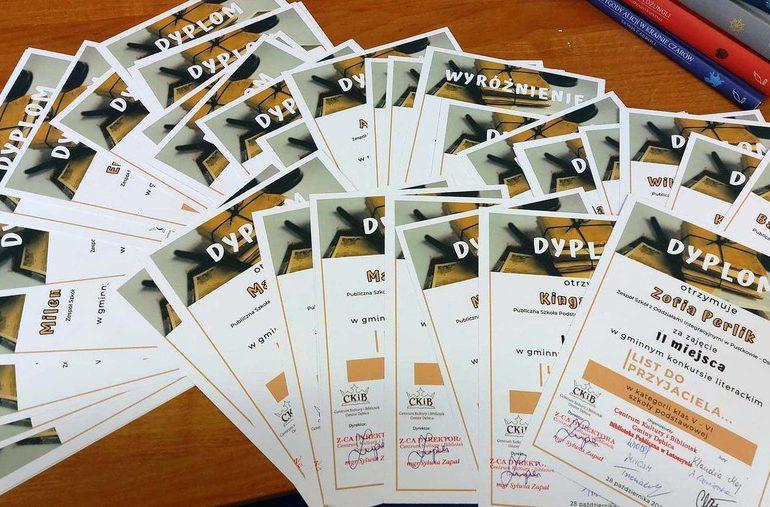Dębica: Na konkurs literacki wpłynęło 100 prac