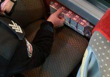 Jarosław: Usiłował przemycić do Polski 870 paczek papierosów