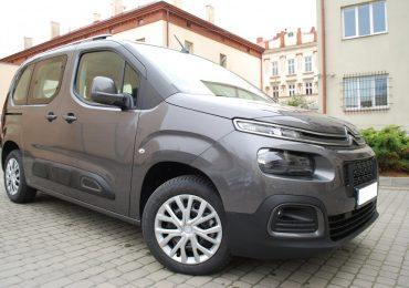 Rzeszów: Nowy radiowóz dla rzeszowskich policjantów
