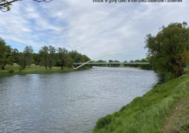 Sanok: Powstanie nowy most na Sanie za 64 mln zł