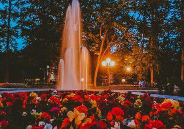 """Jasło: """"Urokliwy park wieczorem"""" zdjęciem roku według internautów"""