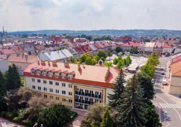 Jasło: Informacja Burmistrza Miasta Jasła z obowiązującymi nakazami i zasadami