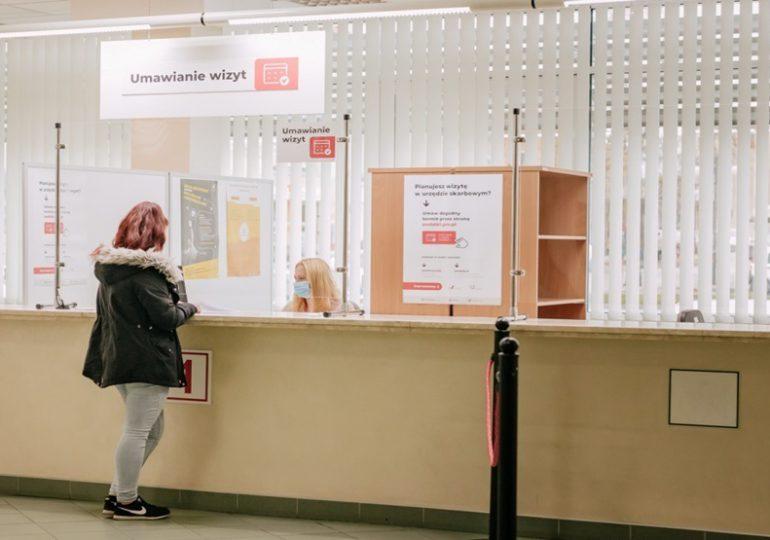Podkarpacie: Umów wizytę w urzędzie skarbowym