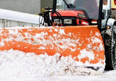 """Jasło: """"Akcja Zima"""" – zimowe utrzymanie ulic i chodników w mieście"""