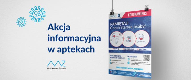 Polska: Akcja informacyjna w aptekach
