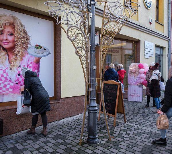 Rzeszów: Magda Gessler otworzyła kawiarnię