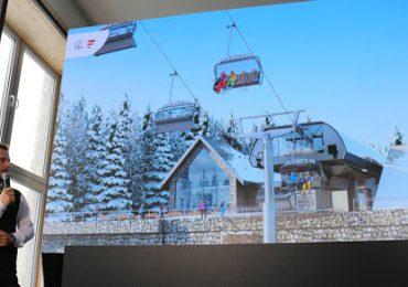 Turystyka: Budowa kolei widokowej nad zaporą wodną w Solinie
