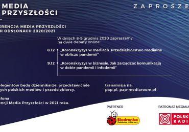 Polska: Zagrożenia i szanse dla mediów w dobie pandemii – debata PAP z udziałem top menadżerów medialnych