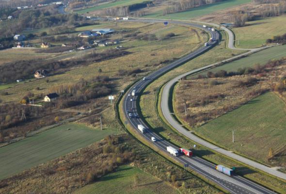 Mielec: Będzie bliżej z Mielca do autostrady A4