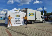 Sanok: Mobilny Punkt Odbioru zamówień IKEA
