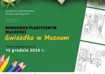 """Jarosław: Konkurs plastyczny """"Gwiazdka w Muzeum"""""""