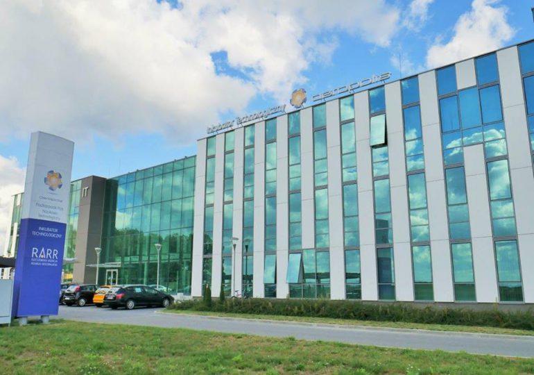 Rzeszów: W PPN-T Aeropolis stanie budynek Podkarpackiego Parku Biznesowego