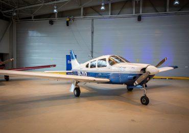 Rzeszów: Nowy samolot dla Ośrodka Kształcenia Lotniczego Politechniki Rzeszowskiej