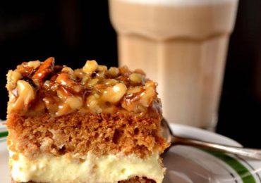 Kulinaria: Puszysty snickers -sprawdzony przepis