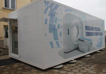 Jarosław: Nowy tomograf komputerowy dla jarosławskiego szpitala [fotorelacja]