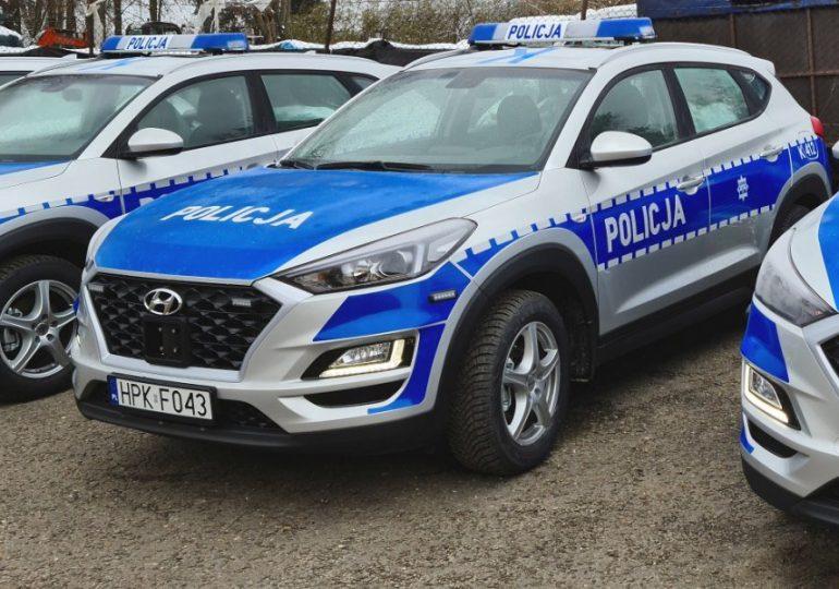 Podkarpacie: Nowe radiowozy dla policji