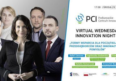 Rzeszów: Virtual Wednesday Innovation Night #9 już w tę środę