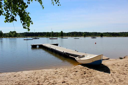 Nisko: Zbiornik retencyjny w Podwolinie przebudowany