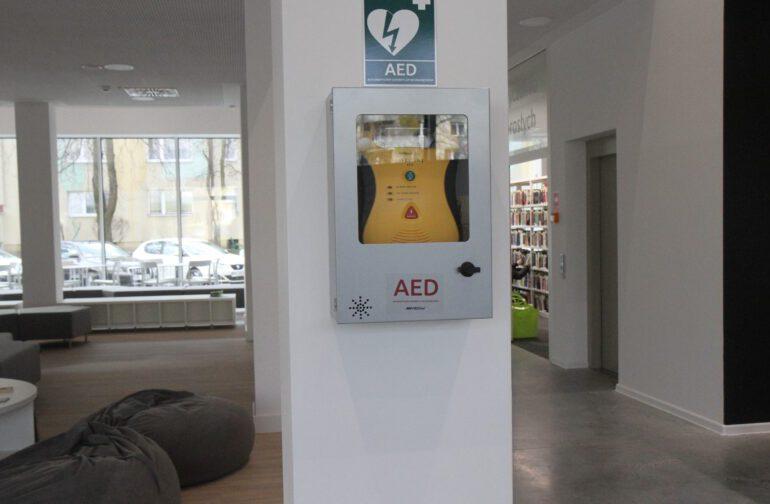 Mielec: Nowe defibrylatory zainstalowane - sprawdź gdzie