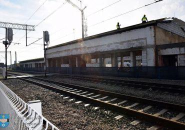 Kolbuszowa: Postępują prace przy przebudowie dworca