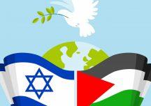 Świat: Gołąbek pokoju nad Bliskim Wschodem