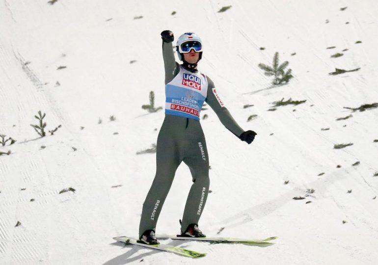 Sport: Klasyfikacja generalna Pucharu Świata w skokach. Kamil Stoch odrabia straty!