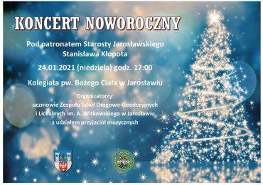 Jarosław: Koncert Noworoczny