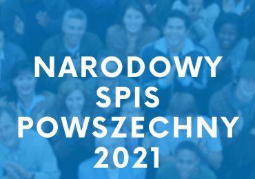 Polska: Narodowy Spis Powszechny Ludności i Mieszkań 2021