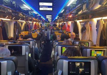 Podróże: Pociągiem z Przemyśla przez Rzeszów do czeskiej Pragi