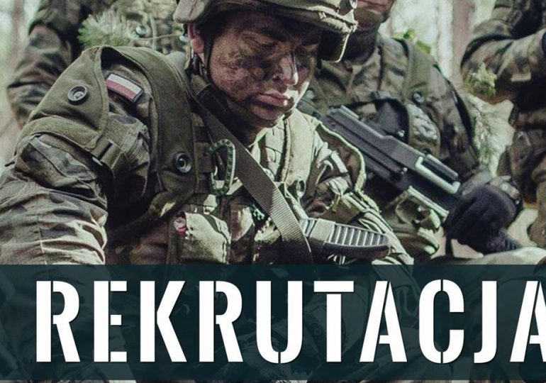 Podkarpacie: Ruszył proces rekrutacyjny do terytorialsów