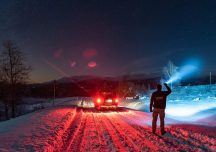 Ustrzyki Dolne: Nielegalni imigranci z Turcji złapani na granicy, oddelegowani na Ukrainę.